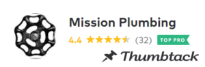 Mission Plumbing Rating